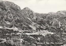MESSINA -  ALCARA  LI FUSI - PANORAMA - Messina