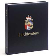 DAVO 6443 Luxe Binder Stamp Album Liechtenstein III - Stockbooks
