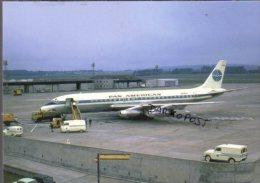 McDonnell Douglas DC 8 PAN AMERICAN N818PA AIRLINES DC-8  Avion Aviation DC8 Aiplane DC-8 Luft PAN AM - 1946-....: Moderne