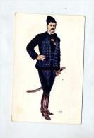 Carte Costume  Gentilhomme Turopolje - Croatia