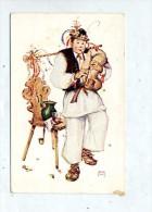 Carte Costume  Musicien Cornemuse Srem - Croatia