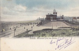 Belgique - Ostende Oostende - Panorama Pris Des Dunes - Oostende