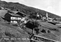 "01755 ""(AOSTA) ST. VINCENT - AMAY M. 1430 CHALET BEAU SEIOUR"" CART. ORIG.  SPEDITA 1960 - Italia"