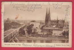 171392 / WARSZAWA -  WIDOK NA PRAGE , VUE SUR PRAGA USED 1937 SOFIA BULGARIA   Poland Pologne Polen Polonia - Poland