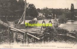 CPA 64 CAMBO LES BAINS LE BARAO ENGIN DE PECHE AU SAUMON - Cambo-les-Bains