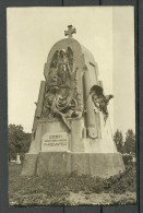 Estland Estonia 1920er Postkarte Denkmal Für In Der Freiheitskrieg Gefallene Helden - Estonie