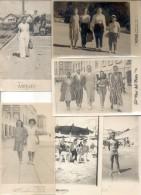 16 POSTALES Y FOTOS DE MAR DEL PLATA LOTE SOLD AS IS