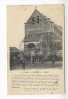 /!\ 8051 - CPA - 19 - Saint Aulaire : L'église - Autres Communes