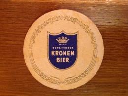 Sous Bock Bière Dortmunder Kronen Bier - Sous-bocks