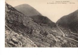 88-----ENVIRONS DE BUSSAND---le Drumont Et Le Col De Bussand---voir 2 Scans - Bussang
