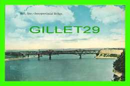 HULL, QUÉBEC - PONT INTERNATIONAL BRIDGE - - Quebec