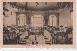 HYERES - Hotel De PARIS - Le Restaurant - Hyeres