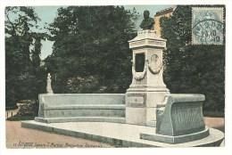 Avignon - Square St Martial - Monument Roumanille - 17 - Avignon