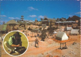 PP1186 - POSTAL - SOVEREIGN HILL GOLD MINING TOWNSHIP BALLARAT - VICTORIA - Australia