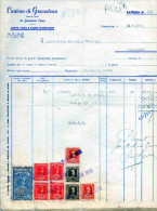 CARTIERA DI GRAVEDONA-COMO DI GIOVANNI CIMA-CARTA LANA E CARTE D´ IMPACCO-30-7-1953 - 1946-.. République