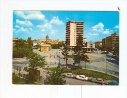 REGGIO EMILIA,P.za Tricolore E Grattacielo-1968-BENZINA SHELL-BP-Auto-CAR-!!!!!! - Reggio Nell'Emilia