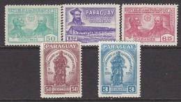 Paraguay 520-4     *   RELIGION - Paraguay