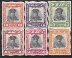 Paraguay 537+  * - Paraguay