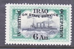 Iraq  Mesopotamia NO 18   *  Wmk 4 - Iraq