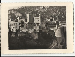 Principauté De MONACO - Palais Princier, Marcophilie Oblitération Du Service Courrier Palais 1951 - Prince's Palace