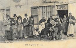 Les Scènes Villageoises - Baptême Bressan (Ain) - Edition L. Ferrand - Europe