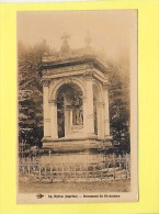 CPA 19 BRIVE Statue St Antoine Padoue 1944 (Marianne 1f50 Superbe) - Brive La Gaillarde