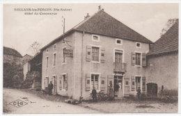 SOULANS LES FORGES - Hotel Du Commerce    (78789) - France