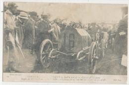 CIRCUIT D´AUVERGNE Coupe Gordon Bennet Départ De Nazzart  Animée, Automobile - France