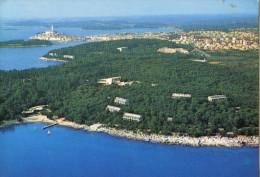 Rovinj Postcard Without Stamp Travelled 1977 Bb - Kroatien