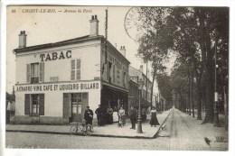 CPA CHOISY LE ROI (Val De Marne) - Avenue De Paris - Choisy Le Roi