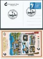 ANS001- Forlì 13-6-2015 - Cicognani Day, Tiro Da Competizione  - Annullo Spec Su Cartolina Decicata - Tiro (armi)