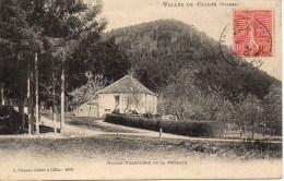 88 Vallée De CELLES  Maison Forestière De La Menelle - France