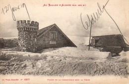 88 BALLON D'ALSACE  Ferme De La Jumenterie Sous Le Neige - France