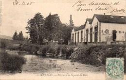 88 LEPANGES  Derrière La Raperie De Bois - France