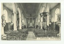Mont-Saint-Guibert   * Intérieur De L'Eglise - Mont-Saint-Guibert