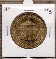 Monnaie De Paris : La Rochelle - Phare Du Bout Du Monde - 2007 - Monnaie De Paris