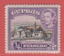 1938 ** (sans Charn., MNH, Postfrish)   Yv  136   Mi  139 SG 153 - Zypern (Republik)