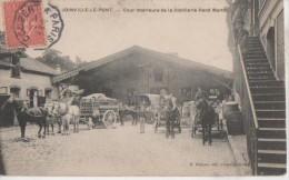 COUR INTERIEUR DE LA DISTILLERIE - Joinville Le Pont