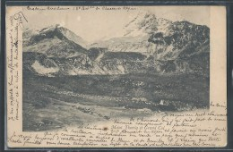 - CPA 73 - Mont Thuria Et Grand Col - France