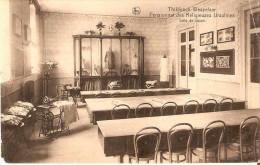 HAACHT-TILDONK-WESPELAER (3150) - TEXTILE - COUTURE : Pensionnat Des Religieuses Ursulines - Salle De Coupe. - Haacht