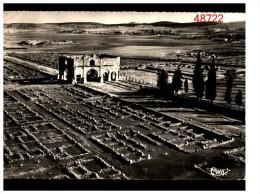 Lambese Ruines Romaines Vue Aerienne - Autres Villes