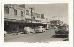 90460 LOOK SCAN NO REFUND QUEEN STREET MASTERTON NEW ZELAND NUOVA ZELANDA OLD CARS - Nuova Zelanda