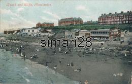 HUNSTANTON - BEACH ANF CLIFFS - Non Classés