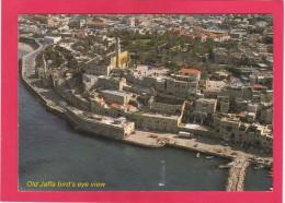 Old Jaffa,  Tel Aviv-Jaffa, Israel, Posted With Stamp, A18. - Palestine