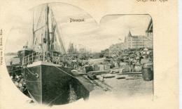 LETTONIE(RIGA) BATEAU - Lettonie