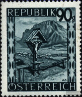 Austria 766 Unmounted Mint / Never Hinged 1945 Landscapes - 1918-1945 1st Republic