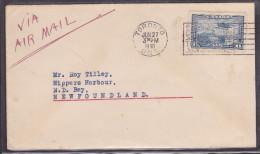 Canada - Lettre - Postal History