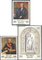 Belgium 2053-2055 (complete Issue) Unmounted Mint / Never Hinged 1981 150 Years Dynasty And Parliament - Belgium