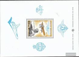 Belgium Block43 (complete Issue) Unmounted Mint / Never Hinged 1976 Royal Aeroclub - Blocks & Sheetlets 1962-....