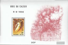 Belgium Block51 (complete Issue) Unmounted Mint / Never Hinged 1981 Bois De Cazier - Blocks & Sheetlets 1962-....